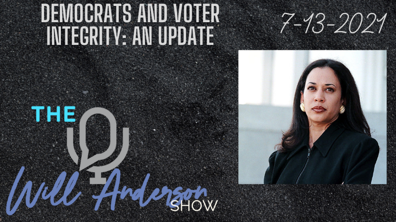 Democrats And Voter Integrity: An Update
