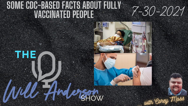 Some CDC-Based Facts About Fully Vaccinated People