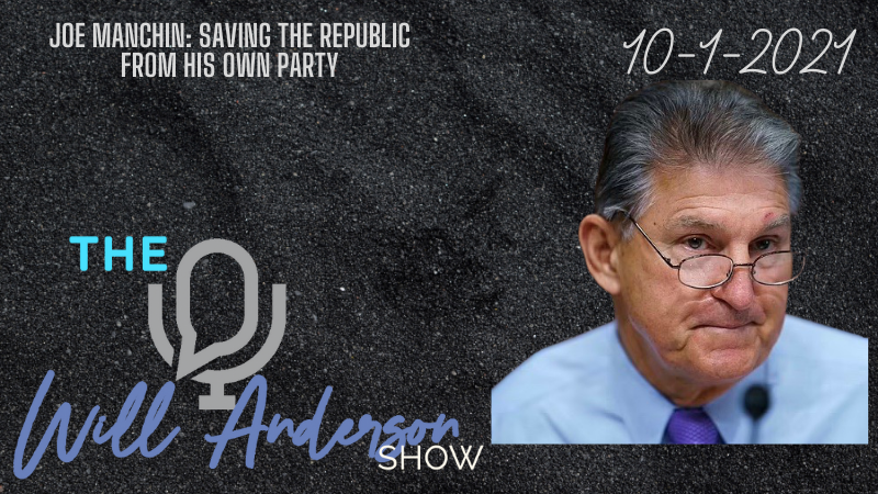 Joe Manchin: Saving The Republic From His Own Party
