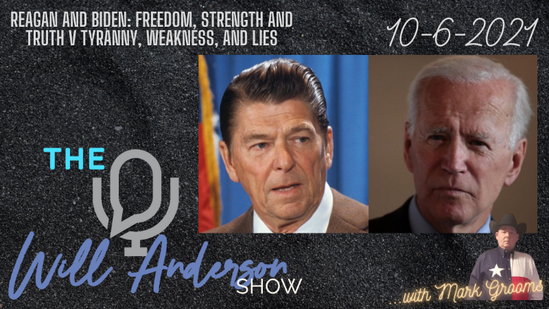 Reagan And Biden: Freedom, Strength And Truth V Tyranny, Weakness, And Lies