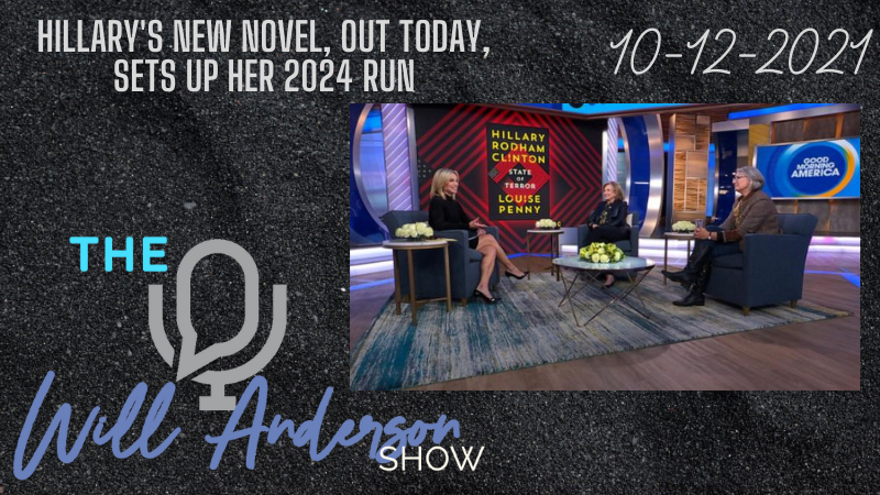 Hillary's New Novel, Out Today, Sets Up Her 2024 Run