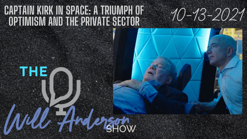 Captain Kirk In Space: A Triumph Of Optimism And The Private Sector