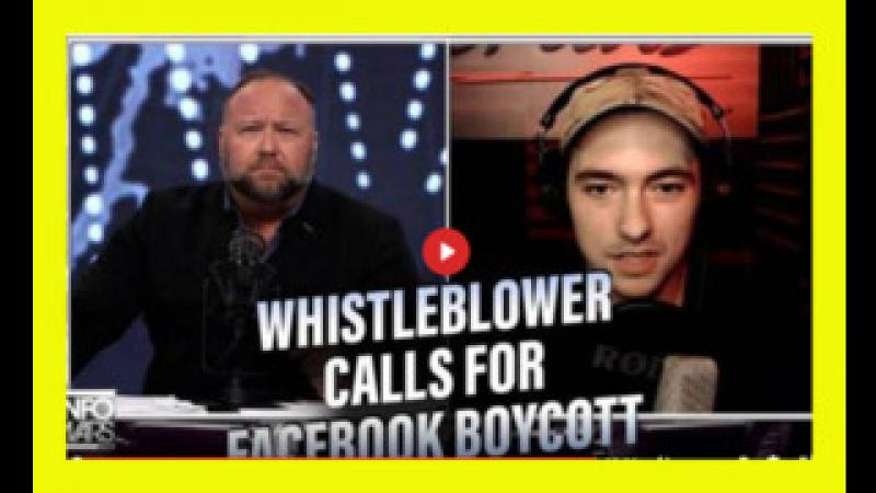 FACEBOOK WHISTLE BLOWER EXPOSES...