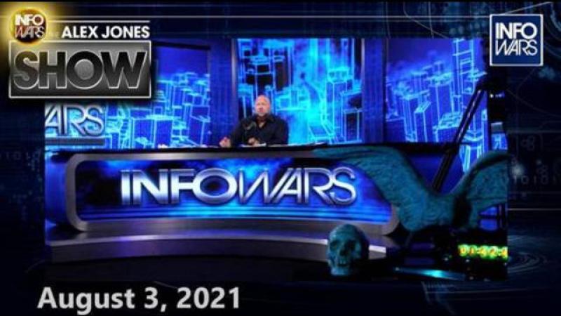 Alex Jones to Expose The Secrets of Agenda 2050 amp; Beyond  FULL SHOW 8321