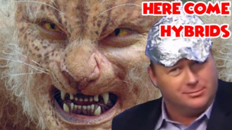 Alex Jones Was Right Again | Scientists Admit Creating Human Hybrids