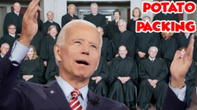 Democrats Introduce Legislation To Pack The Supreme Court