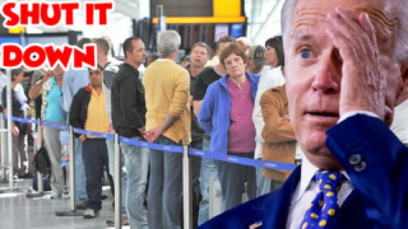 Media Blackout Of Possible Air Traffic Controllers Walkout over Vax