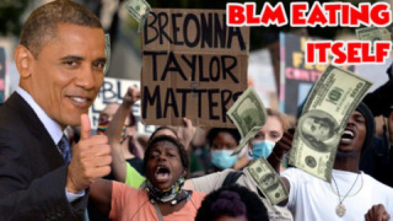 Breonna Taylor#x27;s Mom Calls BLM a Fraud