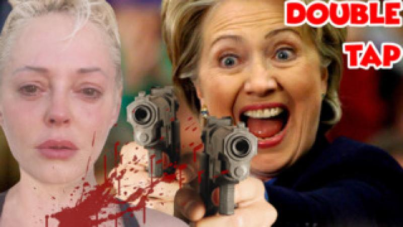 Rose McGowan Says She Was Run Off Road After Calling Hillary A Lizard