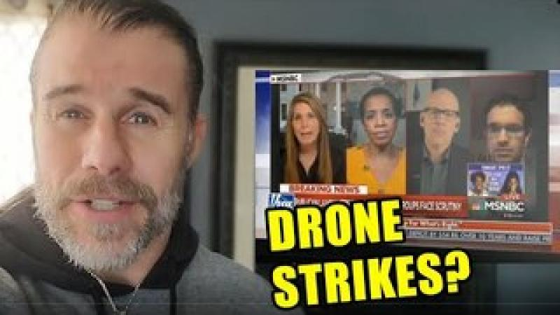 MSM Suggests Drone Strikes on Trump Supporters?! Plus Texans Destroyed by quot;Greenquot; Energy