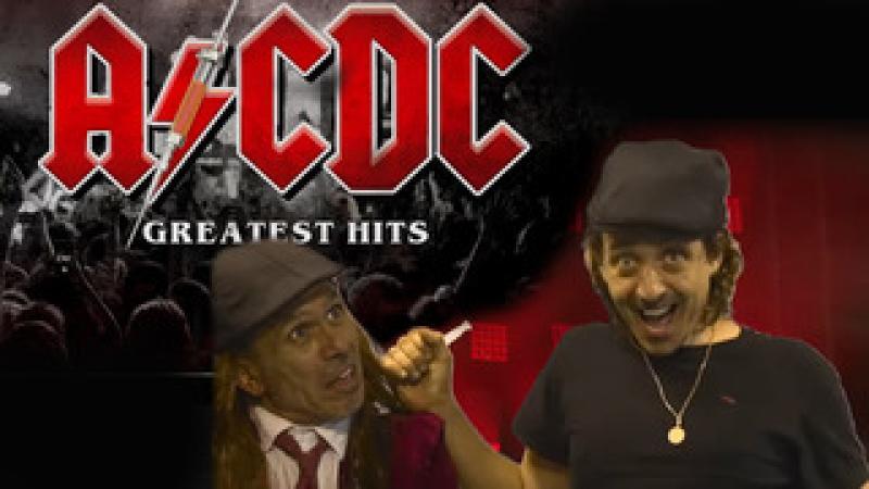 Huge Spoof Parody on Big Pharma With A-CDC (ACDC)
