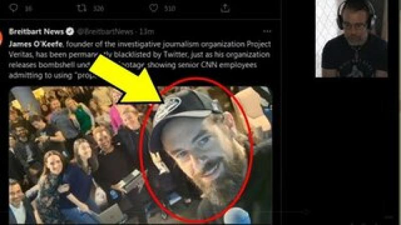 Jack Dorsey Protects CNN from Major BOMBSHELL!!