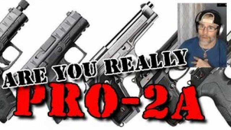 Are You REALLY Pro-2A??