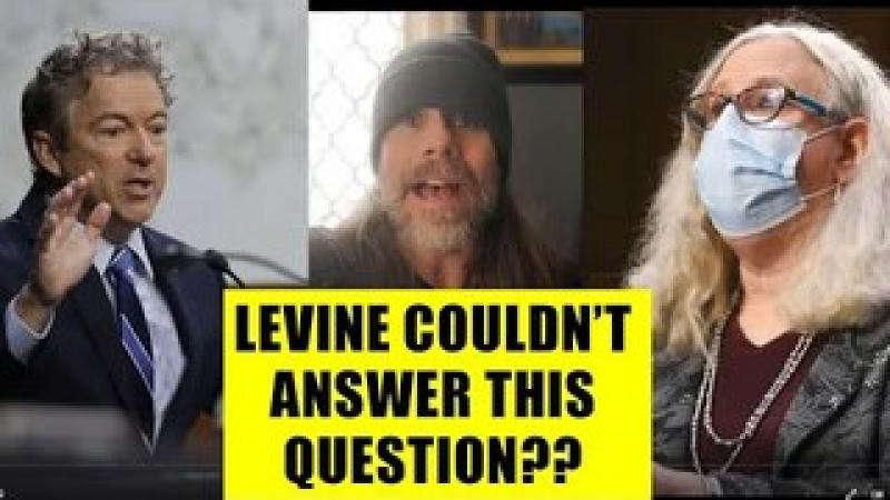 WTF???  How Can ANYONE NOT Answer this SIMPLE Question?  R. Paul vs R. Levine!