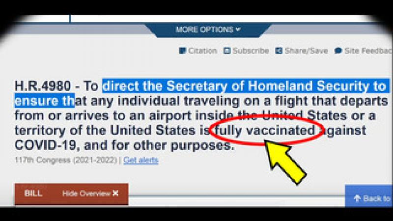WTF?!  What Planet Are We On??  Check Out H.R. 4980