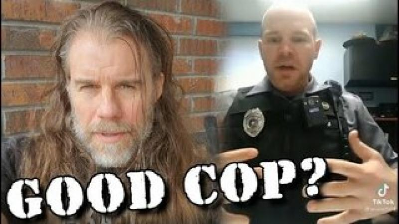 Is this FINALLY a quot;Goodquot; Cop?