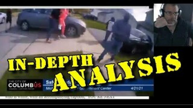 JUST or UNJUST?  In-Depth Columbus Shooting Analysis