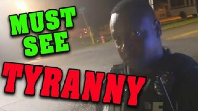 MUST SEE!! THIS Alabama Cop Never Even Knew What Hit Him!