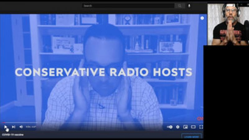 Conservative Radio Hosts Dropping Dead of COVID-19???