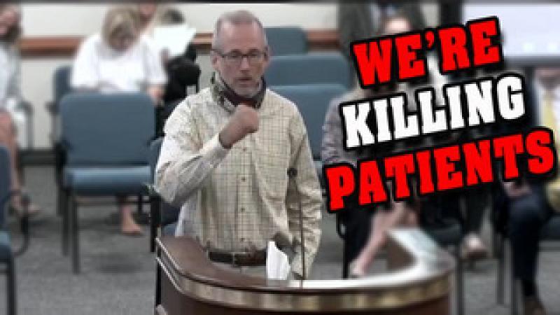 quot;We#x27;re KILLING PATIENTS!!quot;  Pulmonary Nurse EXPOSES the HospitalPCR COVID LIE!!