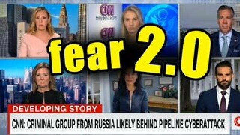 Something Big is Happening Behind the Colonial Pipeline Shutdown