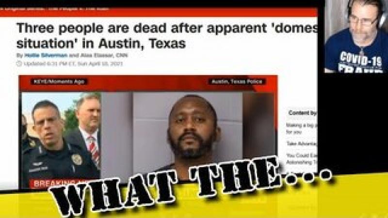 Wasn#x27;t it Just a Little Bit Strange How quot;DIFFERENTLYquot; MSM Treated the Austin quot;Incident?quot;