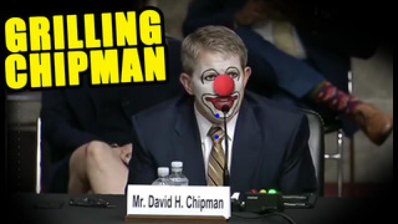 Congress Grills ATF Gun-Grabbing Nominee David Chipman Over the Definition of quot;Assault Weaponquot;