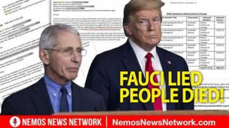 The Silent War Ep. 6033: Fauci and Economy in Huge Trouble, the New Normal is Poverty amp; Control
