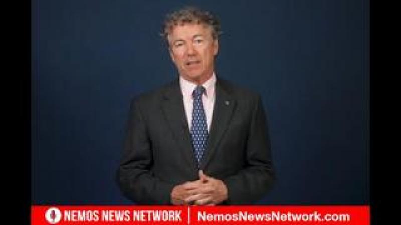Rand Paul Calls For Resistance To COVID Tyranny - They cant arrest all of us.