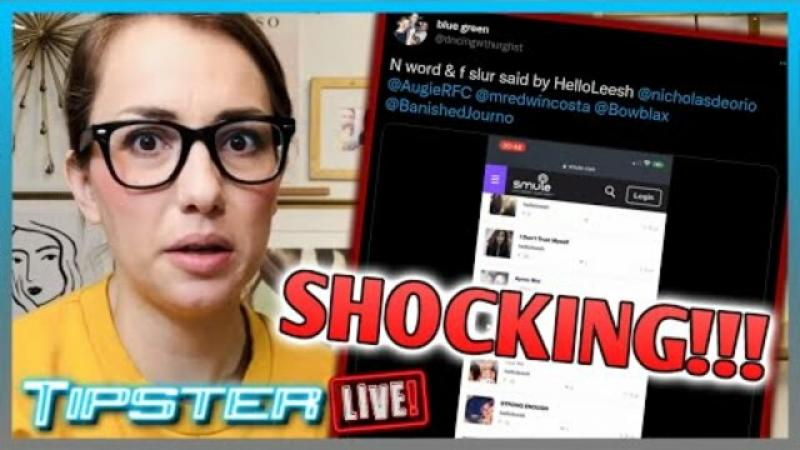 HelloLeesh Got Caught Saying WHAT!?!? (and More...) | #TipsterLIVE