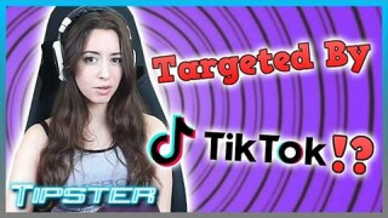 Sweet Anita#x27;s Content REMOVED from TikTok Over Tourette#x27;s Tics!?