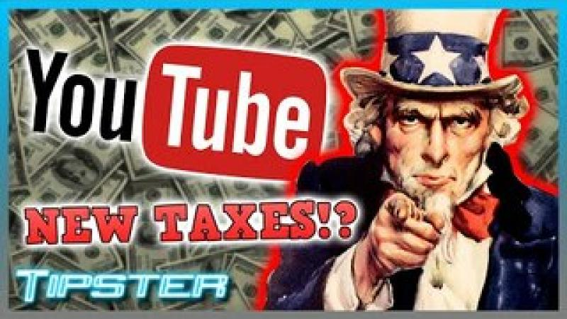 New YouTube TAX HIT for Creators Outside the U.S.