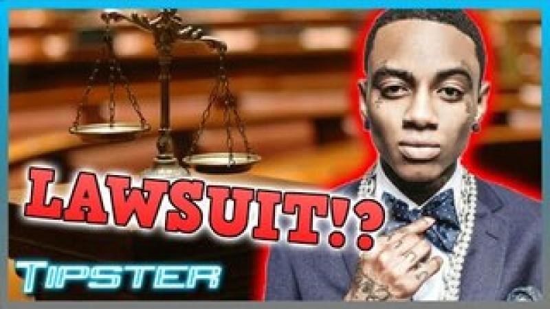 Soulja Boy Being SUED by Ex-Girlfriend for ABUSE!!!