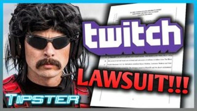 Dr. Disrespect Knows WHY he was BANNED from Twitch and he is SUING THEM!!! | #TIpsterLIVE Highligh..