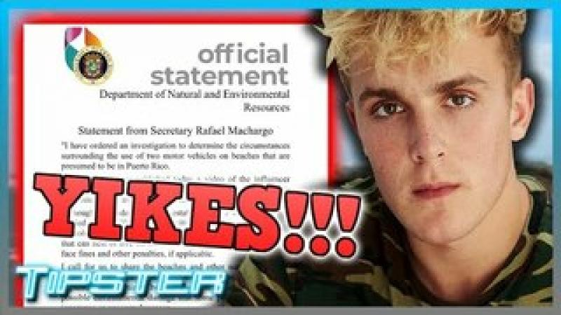 Jake Paul in Legal Trouble with the Puerto Rican Government!?