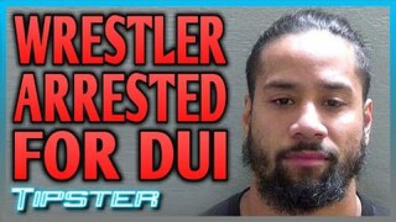 WWE Superstar Jimmy Uso Arrested for DUI | #TipsterNews