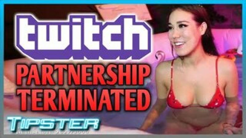 IndieFoxx Partnership Terminated After 6th Twitch Ban | #TipsterNews