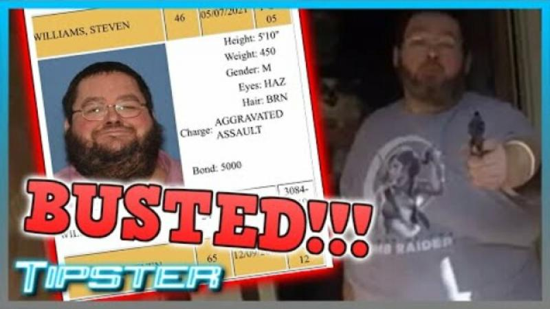 An Arrest Warrant is Out for YouTuber Boogie2988