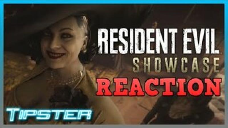 Reacting to the Resident Evil Showcase