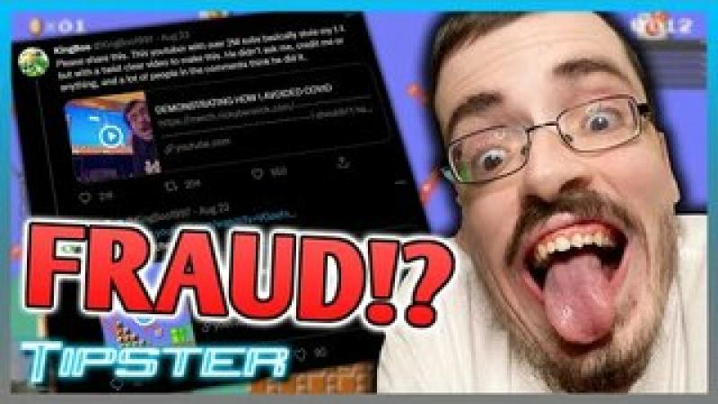 Ricky Berwick is a CHEATER and a FRAUD!? (and More...) | #TipsterLIVE