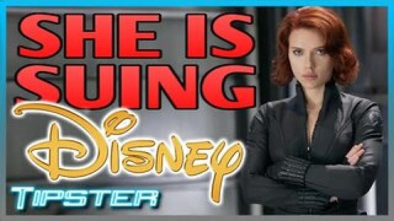 Scarlett Johansson Suing Disney Over Streaming Release of Black Widow