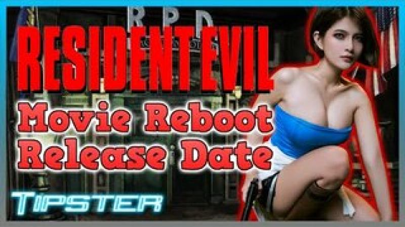 The Resident Evil Movie Reboot has a RELEASE DATE!!!