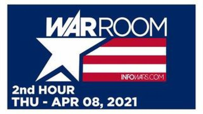 WAR ROOM (2nd HOUR) Thursday 4821  News, Reports amp; Analysis  Infowars