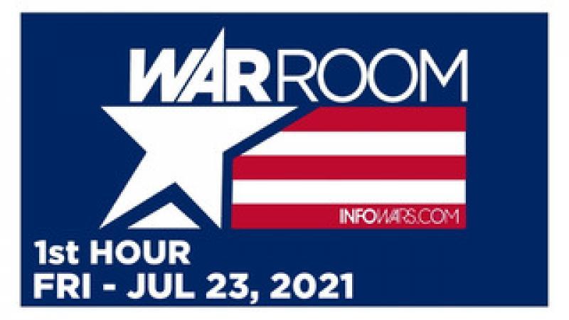 WAR ROOM (1st HOUR) Friday 72321  CARA CASTRONUOVA, News, Reports amp; Analysis  Infowars