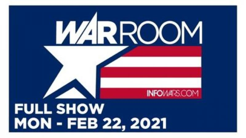 WAR ROOM (FULL) Monday 22221  Laura Loomer, News, Calls, Reports amp; Analysis  Infowars