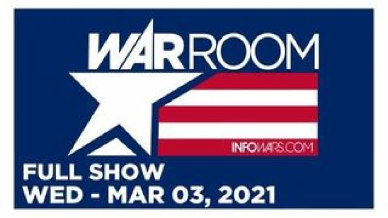 WAR ROOM (FULL) Wednesday 3321  YOUNG PHARAOH, News, Reports amp; Analysis  Infowars