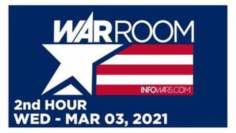 WAR ROOM (2nd HOUR) Wednesday 3321  YOUNG PHARAOH, News, Reports amp; Analysis  Infowars