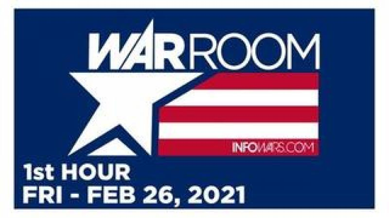 WAR ROOM (1st HOUR) Friday 22621  VETERANS CALL-IN SHOW, Pete Santilli, News, Reports amp; Analysis