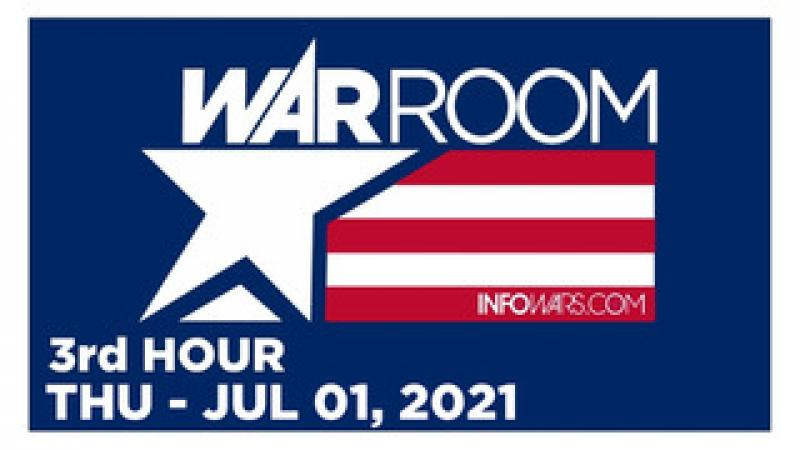 WAR ROOM (3rd HOUR) Thursday 7121  JESSE LEE PETERSON, News, Reports amp; Analysis  Infowars