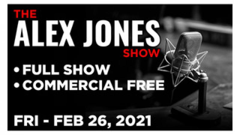 ALEX JONES (FULL SHOW) Friday 22621  Dr. Nick Begich, News, Calls, Reports amp; Analysis  Infowars